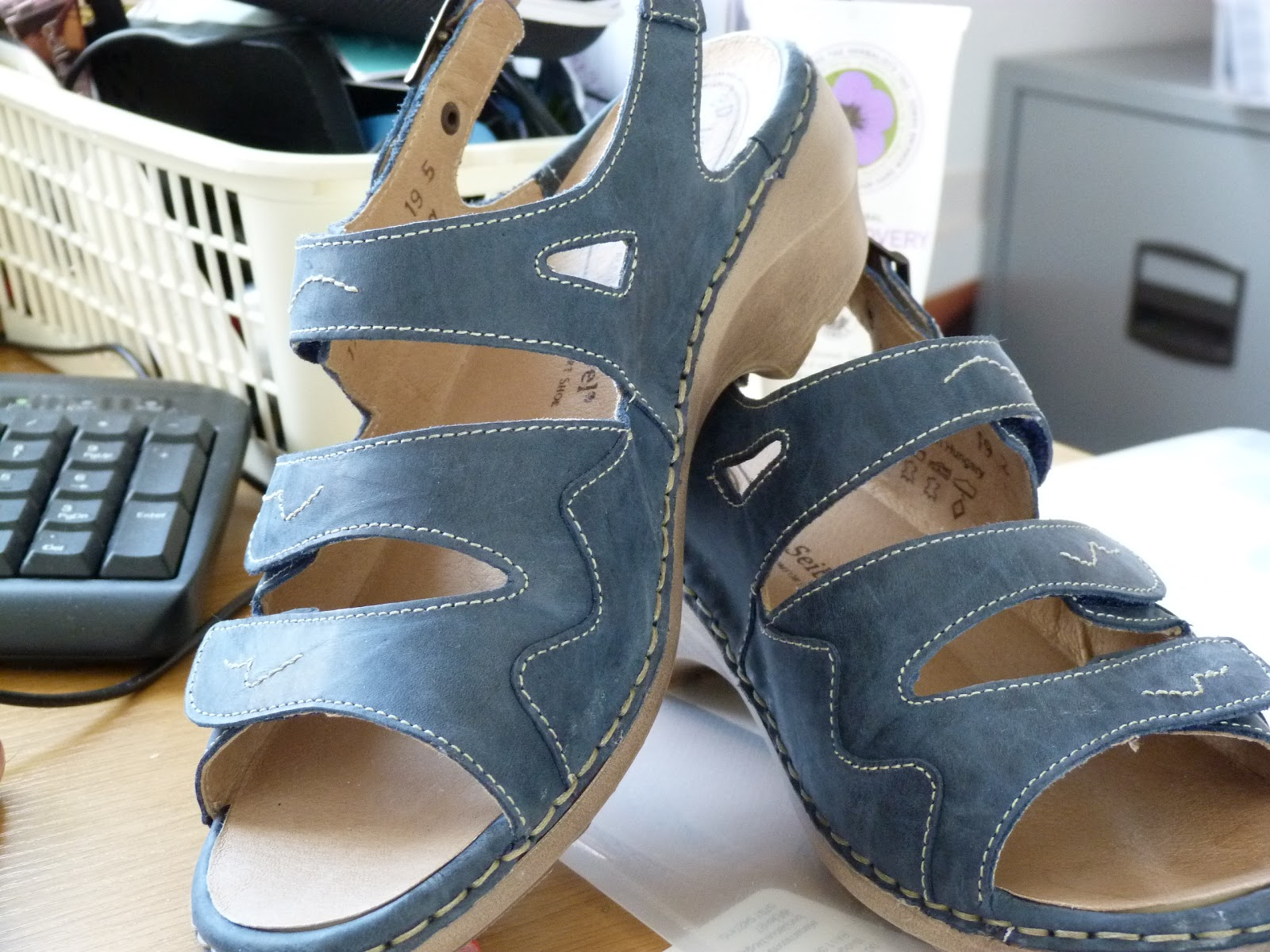 Josef Seibel sandals