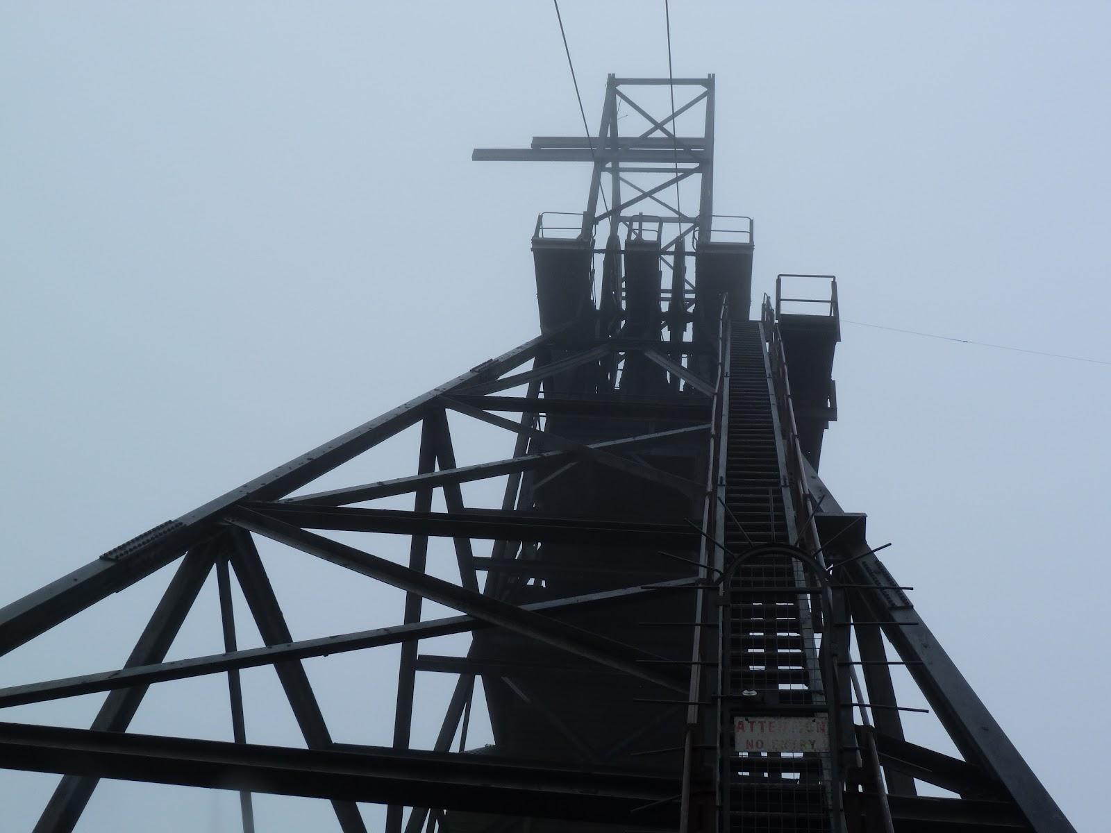 Victoria Shaft, Geevor Mine, Cornwall