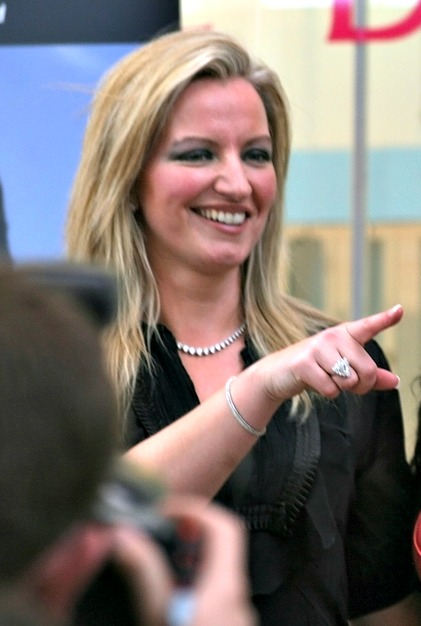 Michelle Mone by Graeme Bird via Flickr