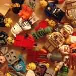 40/365 The battle for the Lego guys