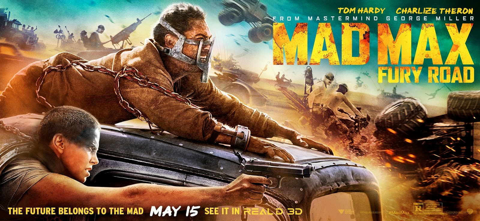 Mad Max: Fury Road – drive there now