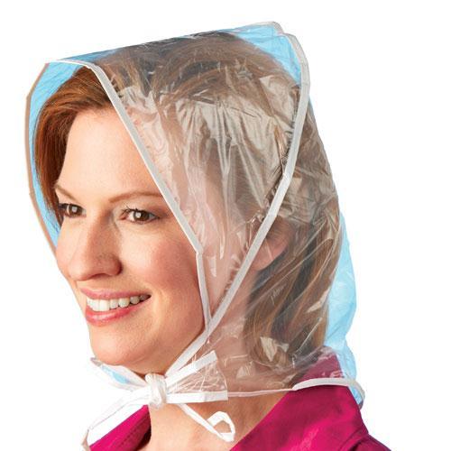 fold up rain hood