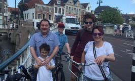 Family bike ride!