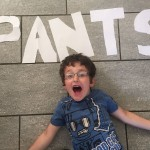 boy and pants