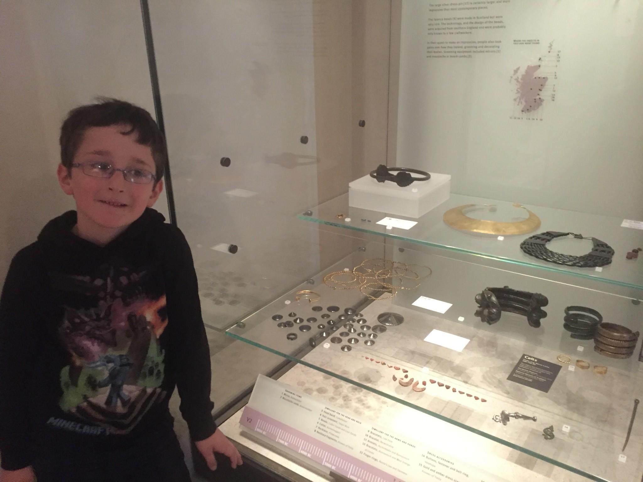 National Museum Of Scotland  Brilliant But Too Big-7345