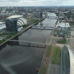 Things I learned from going up the Glasgow Tower.